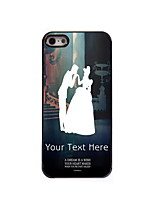 Personalized Gift The Lover Design Aluminum Hard Case for iPhone 5/5S