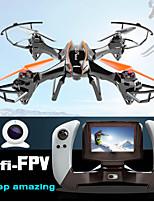 udi 818s r / c Quadcopter rc con cámara HD y FPV en tiempo real flip transmisión 360, 4 canales 6axis drone rc