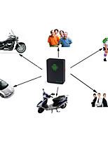 gprs posición mini perseguidor de seguimiento a8, GSM / GPRS / GPS track tanto a través de la PC&aplicación de teléfono inteligente,