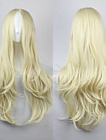 New Style Natural Wave Hair Wigs Synthetic Wave Hair Wigs Fashion