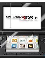 Top & Bottom Screen Protector LCD Film Guard Cover for Nintendo 3DS LL XL