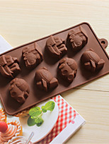Bakeware Cars Airplane Baking Molds Chocolate Mold Cookies Mold Ice Mold