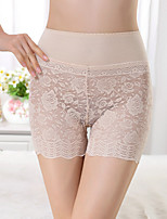 Women Lace Ventilation Shaping Panties