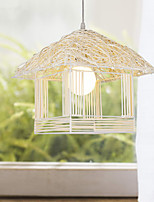 Chandeliers Mini Style Rustic/Lodge/Lantern Living Room/Dining Room/Kitchen/Study Room/Office/Game Room Metal