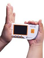 sanar fuerza de color p digitales 180b rince ekg del ecg electrocardiograma cardiaca portátil vigilar Inglés ver.