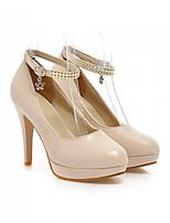 Women's Shoes  Stiletto Heel Basic Pump/Round Toe Pumps/Heels Office & Career/Dress/Casual