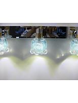 Illuminazione bagno LED/Lampadina inclusa Moderno/contemporaneo Acciaio inossidabile