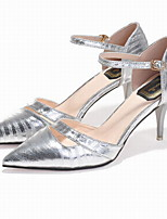 Women's Shoes Stiletto Heel Pointed Toe Pumps/Heels Office & Career/Party & Evening/Casual