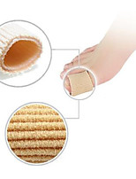GEL Fabric-Covered Toe Tube Bunion Toes Protector Corns Blister Calluses Toe Separator