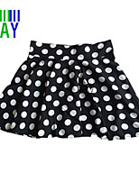 ZAY Women's Casual/Cute Micro-elastic All Match Thin Mini Skirts