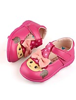 Baby Shoes Dress Flats Pink/Red/Coral