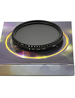 Camera Variable Neutral Density Filter 46mm ND2-400 Filter