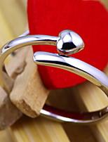 Women's Everlasting Love Silver Ring