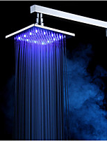 Color Changing Rainfall Shower Head 8