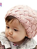 Waboats Winter Baby Infant Knit Beanie Crochet Rib Pom Pom Hat Cap