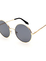Fashion Women 's Anti-Reflective/100% UV400/Anti-Radiation Round Sunglasses(Assorted Color)