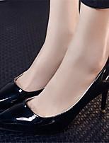 Women's Shoes Stiletto Heel Pointed Toe Pumps/ Dress Black/White/Gray
