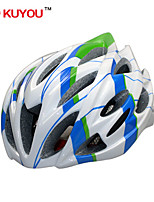 KY - 043Riding Bicycle Helmets, Integrated With Insect Nets Lined With Chin Pad