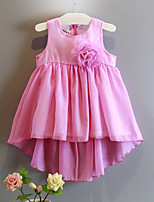Cool Dovetail Chiffon Girls Dress