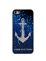 Personalized Gift The Anchor Design Aluminum Hard Case for iPhone 4/4S