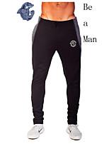 Men's Casual/Formal/Sport Print Sweatpants Pants