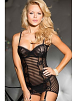 Sexy Lingerie Women's Dress Underwear Babydoll Sleepwear + G-string