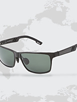 Men 's Anti-Reflective Rectangle Sunglasses