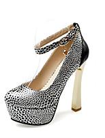 Women's Shoes Synthetic Stiletto Heel Heels/Platform/Basic Pump Pumps/Heels