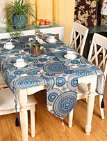 European Classical Style High Quality Embroider Table Runner (13