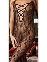Women'S Lace Mesh Ultra Sexy Hollow Out Nightwear