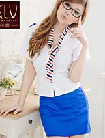 SKLV Women's Cotton Blend Lingerie/Ultra Sexy/Suits Nightwear/Lingerie