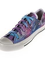 Zapatos de mujer Tela Tacón Plano Comfort Sneakers a la Moda/Zapatos de Deporte Exterior/Casual/Deporte Multicolor