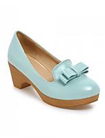Women's Shoes  Wedge Heel Wedges/Basic Pump Pumps/Heels Office & Career/Dress/Casual Blue/Pink/White/Beige
