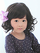 Children's Fashion Explosion Models Sweet Pear Volumes Wig