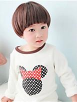 modelli esplosione della moda per bambini dolce parrucca volumi pera