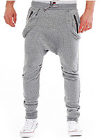 Men's Casual/Sport Pure Sweatpants Pants