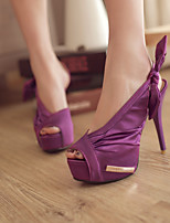 Women's Shoes Thin Heel with Peep-toe Sandals More Color