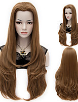 Fashion Natural Wave Lady Wigs Hair Beauty Tips Synthetic Hair Wigs