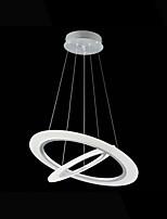 Lampe suspendue - Contemporain/Traditionnel/Classique/Rustique/Tiffany/Vintage/Rétro/Plafonnier pour Ilôt de Cuisine - avec Cristal/LED -