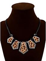 NEW Style Women's Eye-Catching Hand Knitting Zirconite Necklace Wedding/Party  1PCS