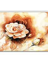 dipinti ad olio di stile del fiore, materiale tela con telaio teso pronto da appendere formato: 60 * 90cm.