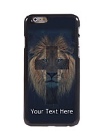 Personalized Gift The Lion and Cross Design Aluminum Hard Case for iPhone 6 Plus