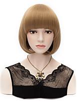 mulheres bonitas Bob Brown cosplay peruca completa partido cabelo anime festival peruca