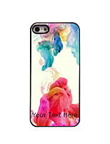 Personalized Gift Colorful Design Aluminum Hard Case for iPhone 5/5S