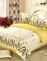 aiwode® couverture de 100% coton reine de couette définit comfortble