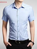 M-5XL High-Quality Mens Shirts Fashion 2015 Long Sleeve Shirt