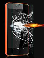 antigraffio ultra-sottile protezione dello schermo in vetro temperato per lumia microsoft 640 xl