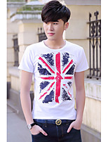 Men's The Union Flag Featured Mens T-shirt