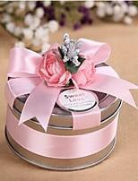 Cajas de regalos/Cajas de Regalos ( Uva/Amarillo/Rosado/Azul , Hierro (niquelado)Matrimonio/Aniversario/Despedida de Soltera/Baby