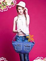 WEST BIKING® 2015 Simple Fashion Retro Wweet Beauty Oblique Backpack